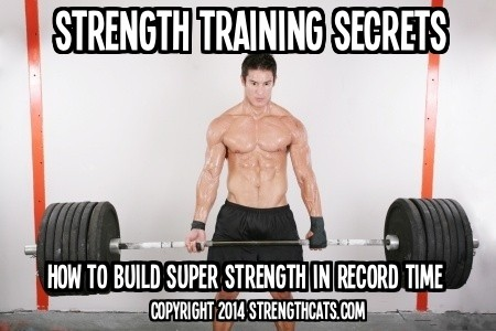 strength training secrets ebook